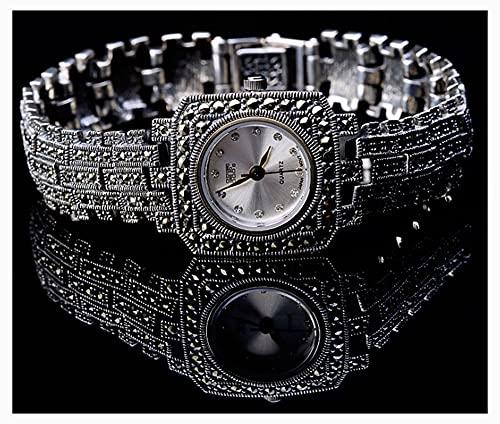 CHXISHOP Bracelet Dames Montre Vintage élégant Montre...