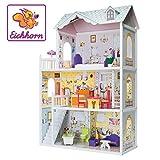 Eichhorn 100002510 Holz, Puppe, Haus, Villa, bunt
