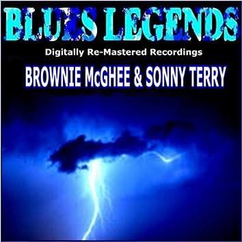Blues Legends - Brownie McGhee & Sonny Terry