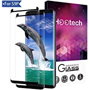 Samsung Galaxy S9 Plus Screen Protector, AOFU [Bubble Free][Anti-Scratch][Easy to Install] Tempered Glass Film Screen Protector for Samsung Galaxy S9 Plus (2 Pack)