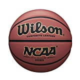 Wilson NCAA Replica Game Basketball, Intermediate - 28.5'