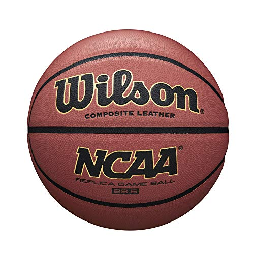 Best Price! Wilson NCAA Replica Game Basketball, Intermediate - 28.5