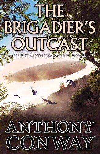 The Brigadier's Outcast (Caspasian Book 4) (English Edition)