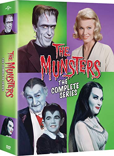 The Munsters: The Complete Series DVD for 16.99
