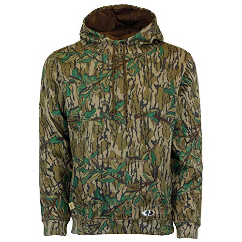 Mossy Oak Vintage Camo Hoodie for Men, Mens Hunting Hoodies, Camouflage Clothes