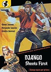 DJANGO SHOOTS FIRST (DVD MOVIE)