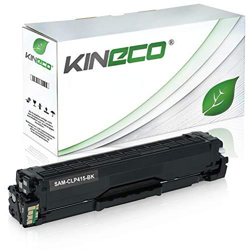 Toner kompatibel zu Samsung CLP-415 CLP415 für Samsung Xpress C1810W/SEE, Xpress C1860FW/XEC, CLP-415N/XEC, CLP-415NW/XEG - CLT-K504S/ELS - Schwarz 2.500 Seiten