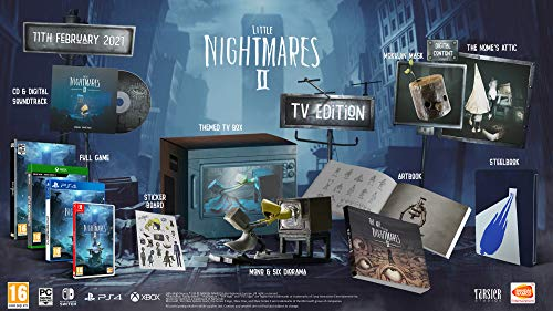 Little Nightmares II - TV Edition - Collector'S - Xbox One