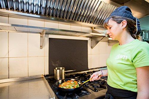 Protesalpic Protector Encimera y Frente de Cocina Antisalpicaduras (blanco)