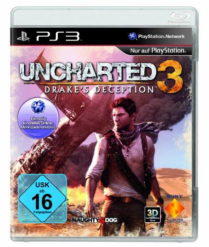 Sony Uncharted 3 - Juego (PlayStation 3, Acción / Aventura, T (Teen))