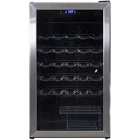 OEM Haier Wine Cooler Chrome Wire Rack Shelf Shipped With HVTM12DABB HVTEC12DABS