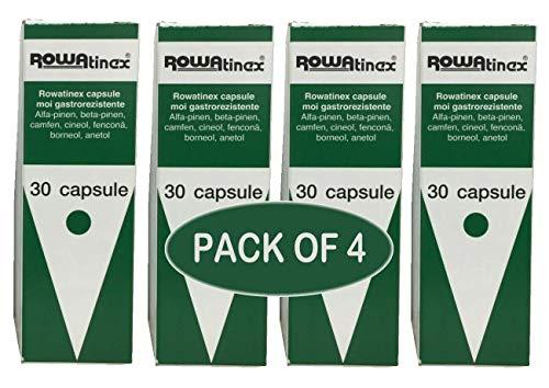 Rowatinex Capsules 120 capsules by Rowa (4x30)