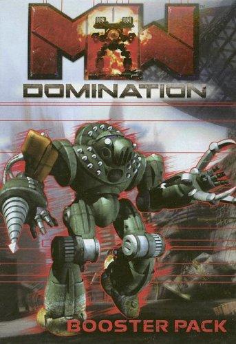 Mechwarrior Domination Booster Pack (Battle Tech/Mech Warrior)