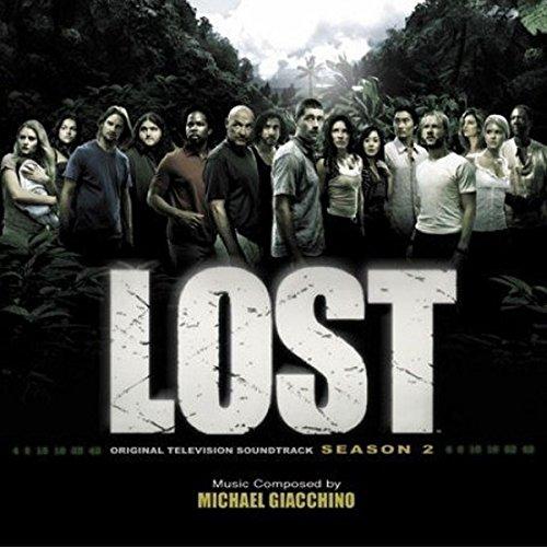 Lost Season 2 Cd