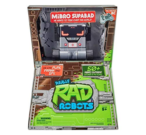 Really Rad Robots Mibro - Supabad