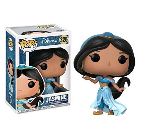 Disney Aladdin - Boneco Pop Funko Jasmine #326