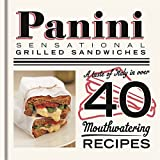 Panini: Sensational grilled sandwiches. A taste of Italy in over 40 mouthwatering recipes. by Spruce (2014-09-02)