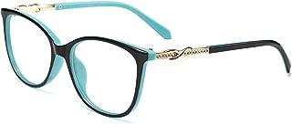 Stylish Women Glasses Frame Clear Lens Eyewear B2472
