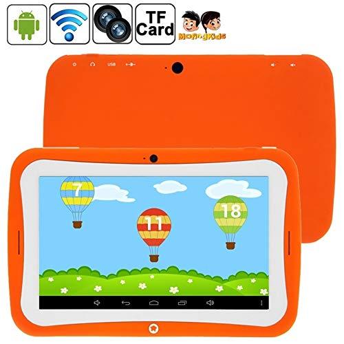 YUZEBIN 7.0 inch Android 4.2.2 Kids Education Tablet 4GB(Orange) (Color : Orange)