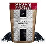 Hawaii Salz Black Lava Meersalz