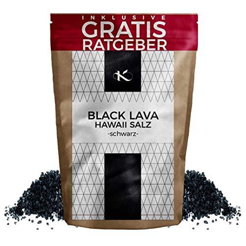 Hawaii Salz Black Lava Meersalz 250g*
