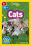National Geographic Readers: Cats (Level 1 Co-reader) (English Edition)