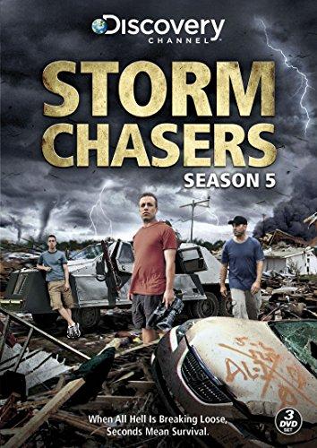 Storm Chasers Season 5 [Import anglais]