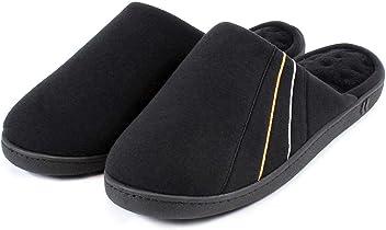 totes mule slippers mens