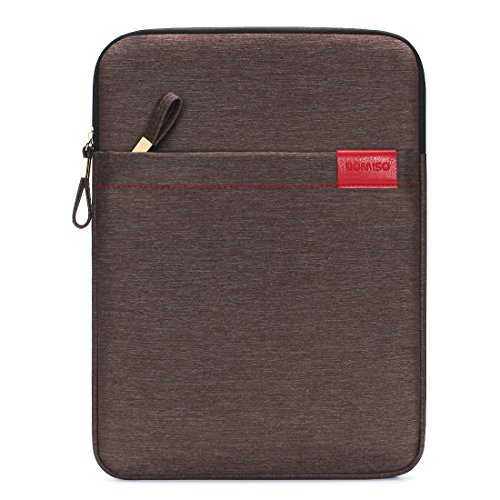 DOMISO 10 Zoll Tablet Hülle Wasserdicht Sleeve Hülle Etui Laptop Tasche für 10.5