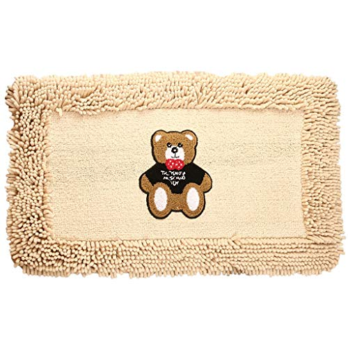 Learn More About Bathroom Rugs and Mats Sets Bath mats antiscivolo Absorbent Floor Mat Carpet Rug fo...