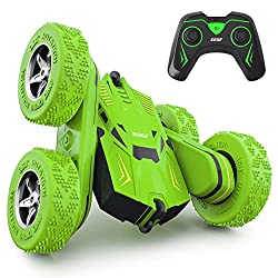 Image of SGILE RC Stunt Car Toy,...: Bestviewsreviews