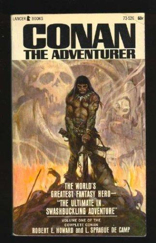 Conan the Adventurer 0441116043 Book Cover