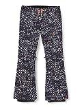 Roxy Nadia Printed-Pantalón para Nieve para Mujer, True Black izi, S