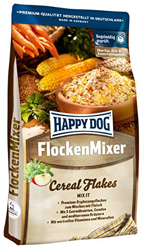 Happy Dog Hundefutter 2162 Flocken Mixer 3 kg