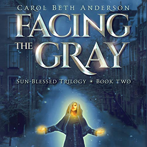 Facing the Gray audiobook cover art