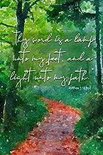 lamp unto my feet kjv