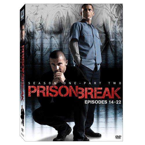 Prison Break S1 Part 2 [UK Import]