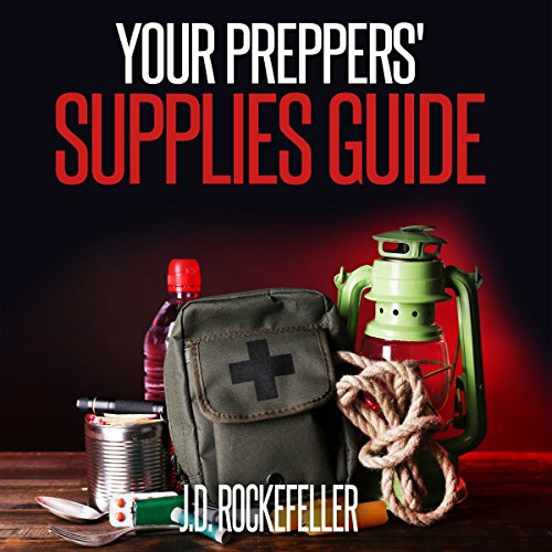 Your Prepper's Supplies Guide  By  cover art