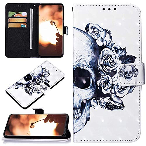 Robinsoni Custodia Compatibile con Samsung Galaxy J4 2018 Case Portafoglio Cover Libro Case Pelle PU Antiurto Case Wallet Taccuino Cover Libretto Cartone Animato Case Folio Flip Cover Colorato Cover
