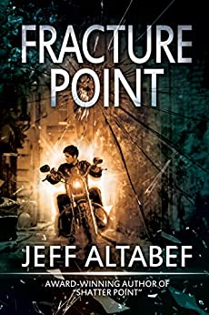 Fracture Point: A Gripping Suspense Thriller (A Point Thriller Book 1) by [Jeff Altabef, Lane Diamond]
