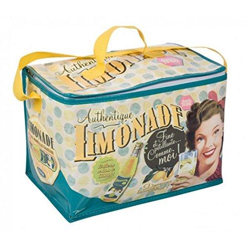 Tasche Handtasche Isotherm Retro Vintage Polypropylene Paris 4105507082