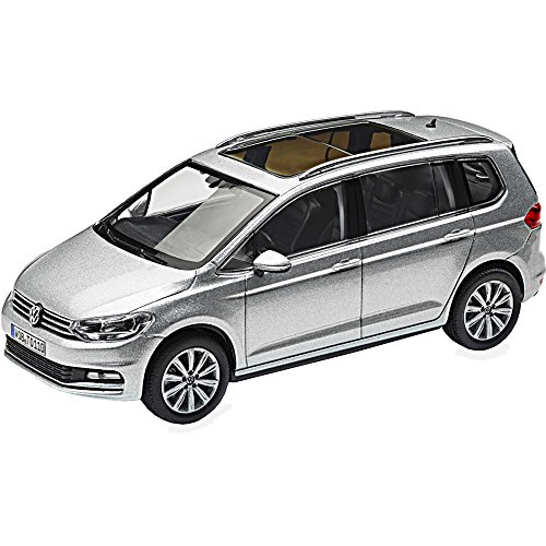 Volkswagen 5TB099300A7W modelauto Touran Mqb 1:43, reflexzilver metallic