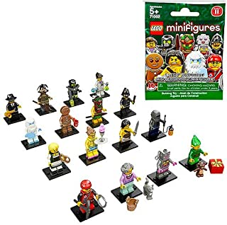 LEGO 71002 LEGO Minifigures Series 11 10-Pack