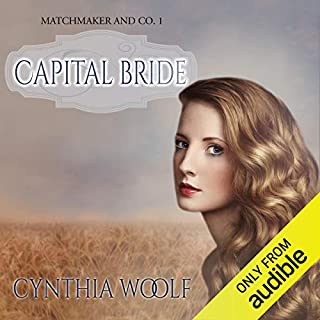Capital Bride audiobook cover art