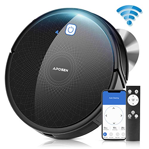 (33% OFF Deal) WiFi Connected Robot Vacuum $140.24