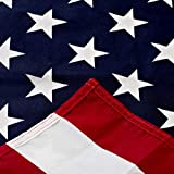 American Flag - US Flag 3x5 - Made in USA - Home, Garden, Indoor, Outdoor - American Made Printed Flag for True Patriots