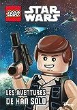 LEGO STAR WARS ROMAN-LES AVENTURES DE HAN SOLO (QILINN, LEGO, 6)
