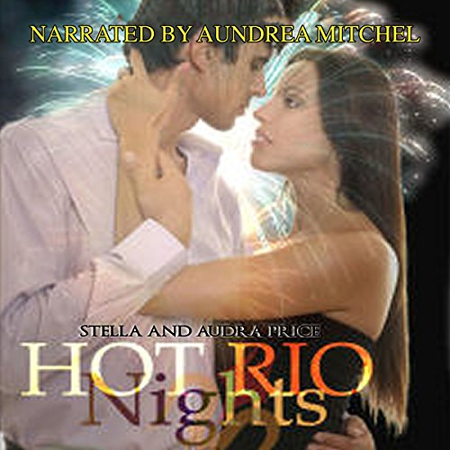 Hot Rio Nights audiobook cover art