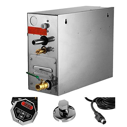 Great Deal! Mophorn 7KW Steam Generator with Digital Timer Temperature Control 220V Sauna Shower Ste...