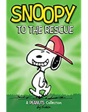 Snoopy to the Rescue: A PEANUTS Collection (Volume 8) (Peanuts Kids)